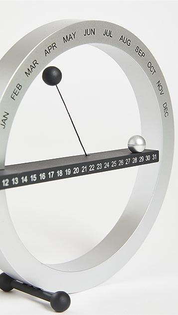 MoMA Perpetual Calendar