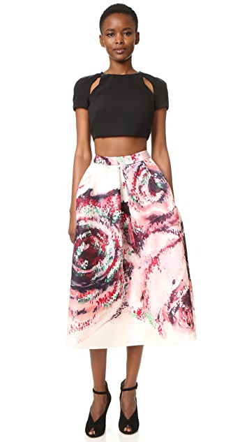Monique Lhuillier Full Skirt