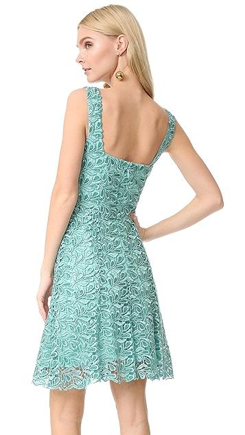 Monique Lhuillier A-Line Dress