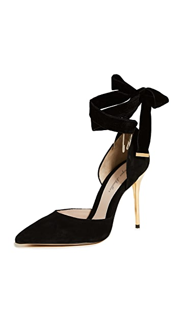 Monique Lhuillier Shayla Pointed Toe Pumps