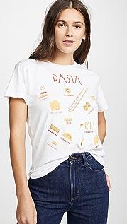 Monogram Pasta T 恤