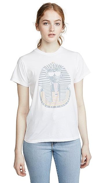 交织字母 Pharaoh T 恤