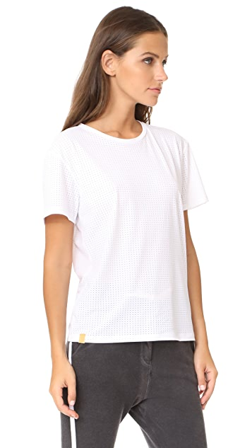 Monreal London Easy Perforated Tee