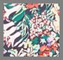 мара с цветочным рисунком