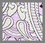 Lilac Paisley