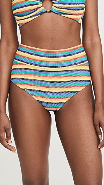 Montce High Rise Bikini Bottoms