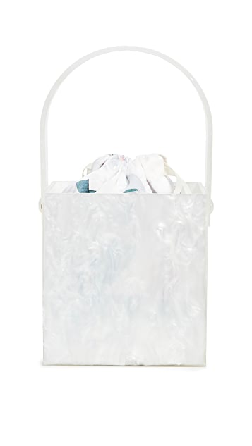 Montunas Квадратная объемная сумка Stelis