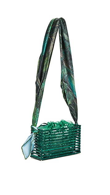 Montunas Trellis Guaria Rectangle Box Bag