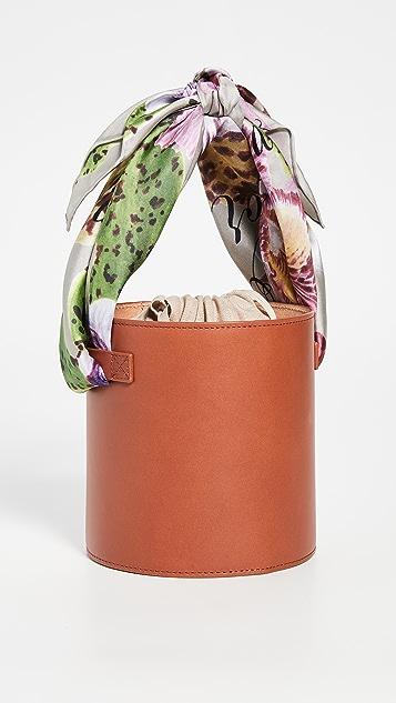 Montunas Isla Bag with Scarf Handle