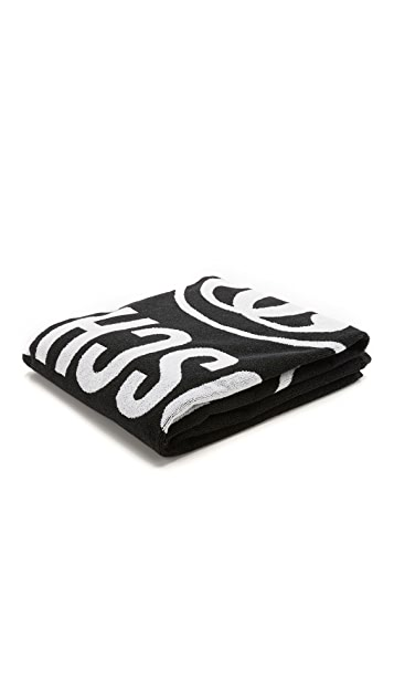 Moschino Moschino Beach Towel