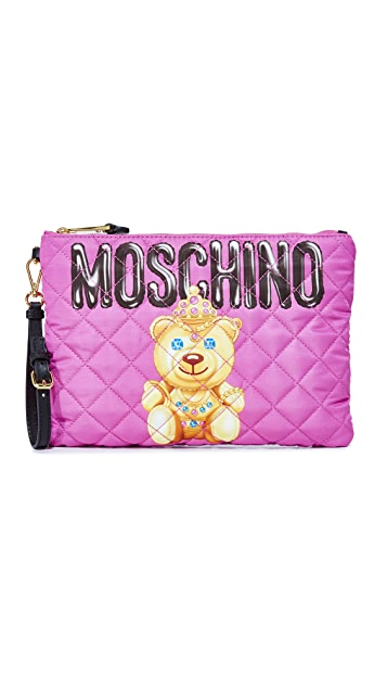 Moschino Little Bear Pouch