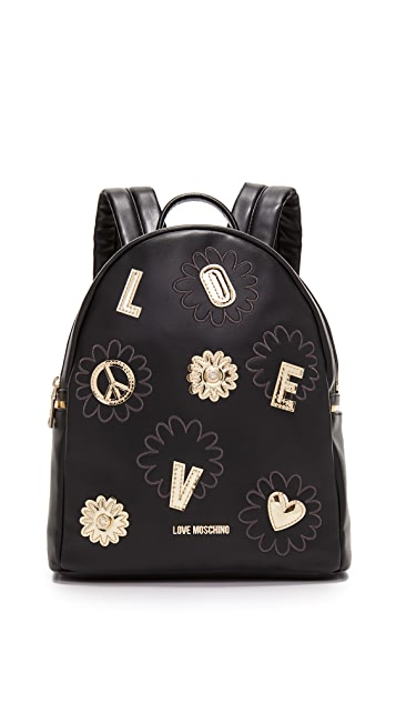 Moschino Love Moschino Backpack
