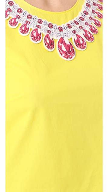 Moschino Sleeveless Blouse