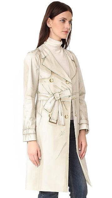 Moschino Long Jacket