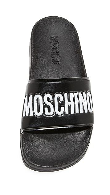 Moschino Moschino Sandals