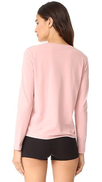 Moschino Long Sleeve T-Shirt