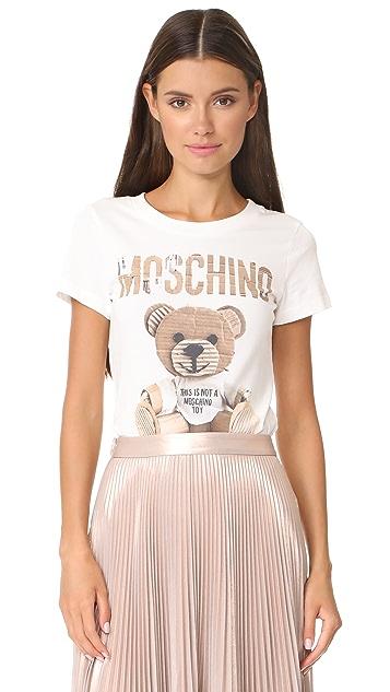 Moschino Bear SS Shirt