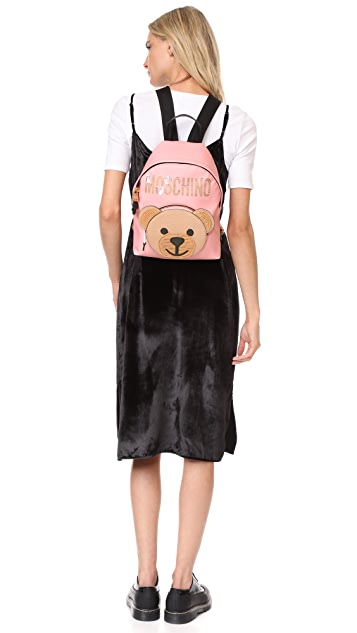 Moschino Bear Backpack