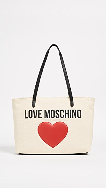 Moschino Love Moschino Tote