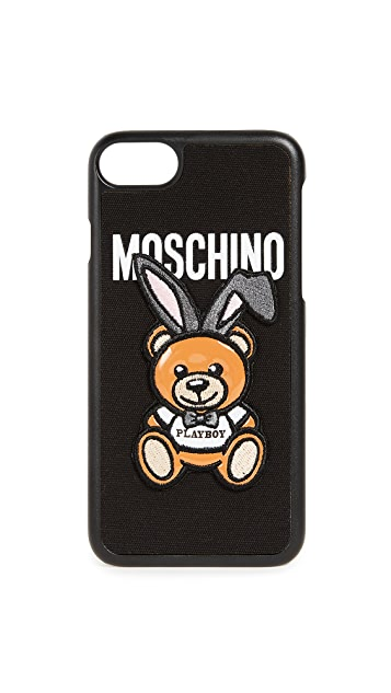 Moschino Bear with Bunny Ears iPhone 6 / 6S / 7 Case