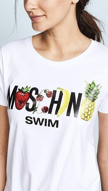 Moschino Moschino Logo T-Shirt
