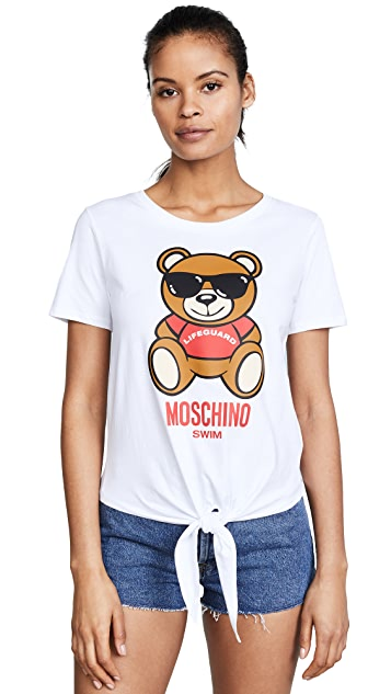 Moschino Bear Graphic Tee