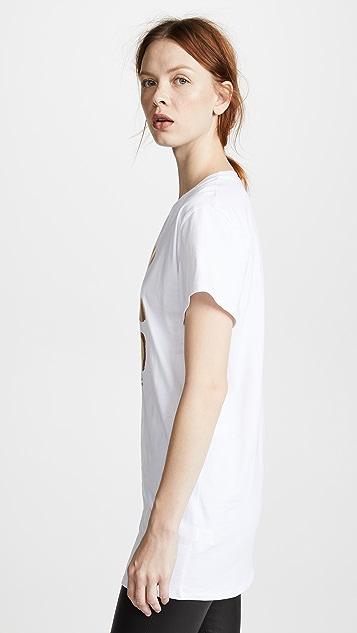Moschino Intimates Maxi T-Shirt
