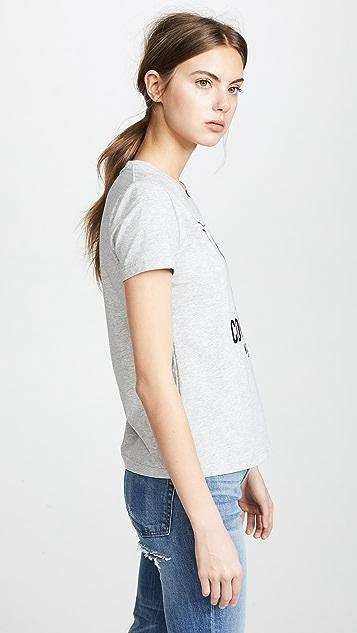Moschino Moschino Intimates Sheep T-Shirt