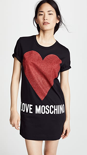 Moschino Love Moschino T-Shirt Dress