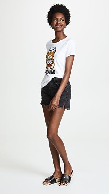 Moschino Sailor Teddy Tee