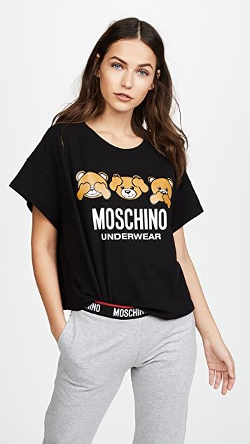 Moschino Short Sleeve Tee