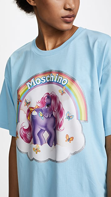 Moschino Oversized My Little Pony Tee