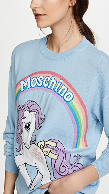 Moschino My Little Pony Sweater
