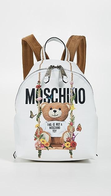 Moschino Moschino Bear Backpack