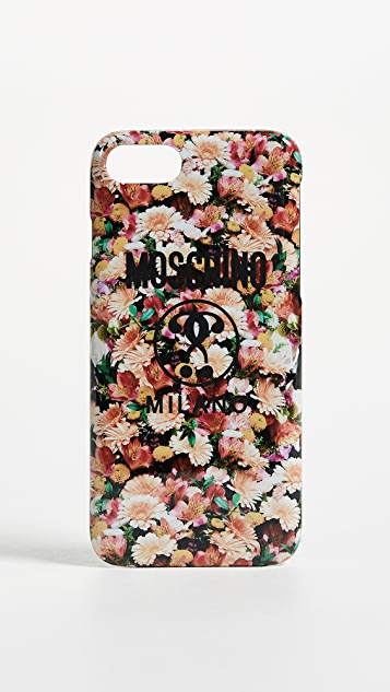Moschino Floral iPhone 7 / 8 Case - Multi