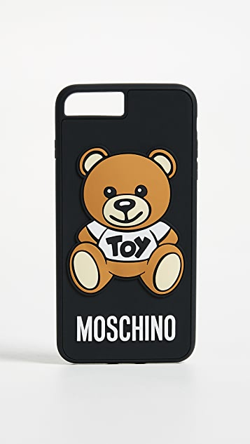 Moschino Moschino Bear iPhone 7 Plus / 8 Plus Case