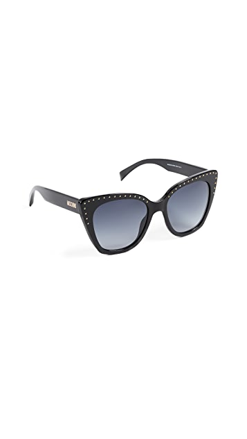 Moschino Slight Cat Eye Sunglasses