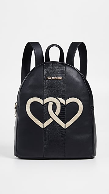 Moschino Love Moschino Backpack  9b768d6d2f866