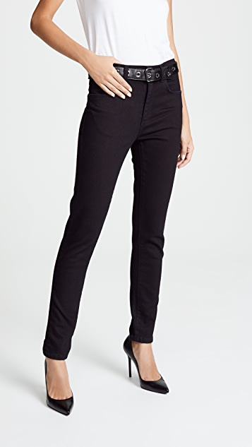 Moschino Belted Trousers