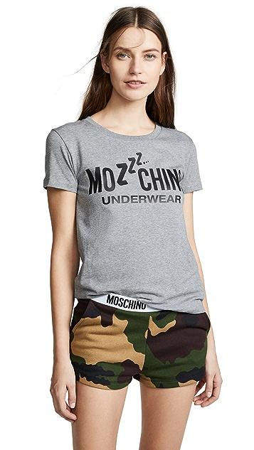 Moschino Moschino Underwear Tee