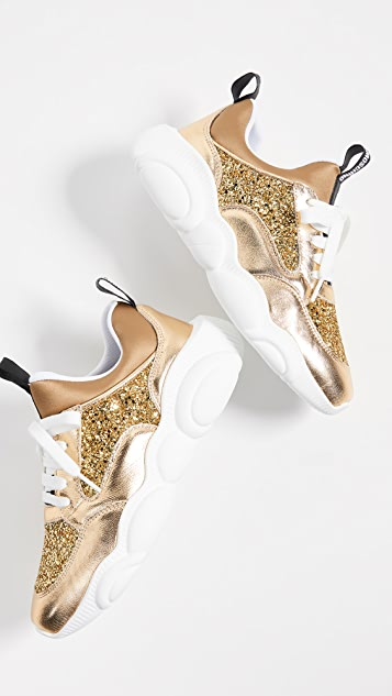 Moschino Trainer Sneakers
