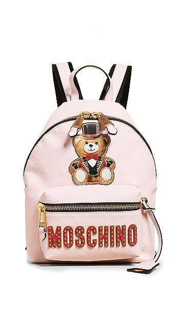 Moschino Рюкзак Teddy Circus