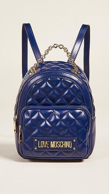 Moschino Love Moschino Small Backpack