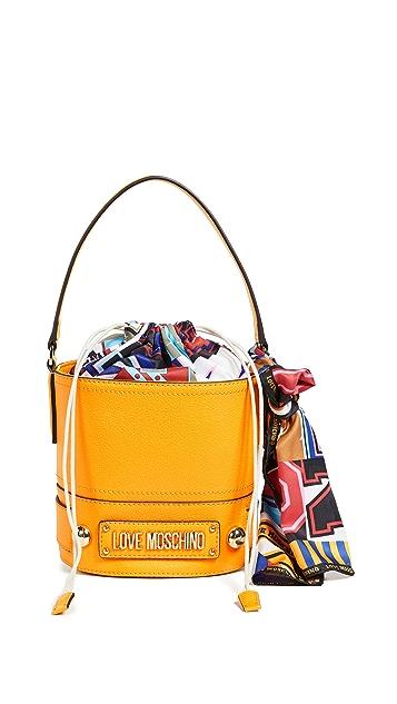 Moschino Love Moschino Bucket Bag