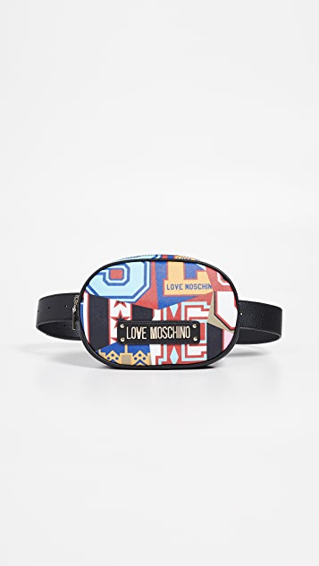 bd35059c553 Moschino Love Moschino Belt Bag | SHOPBOP