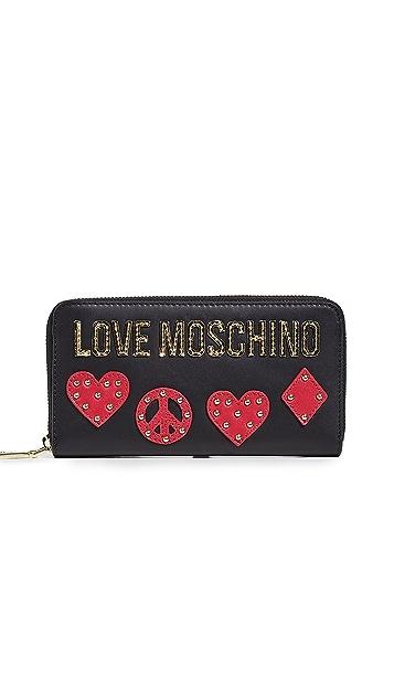 Moschino Love Moschino Wallet