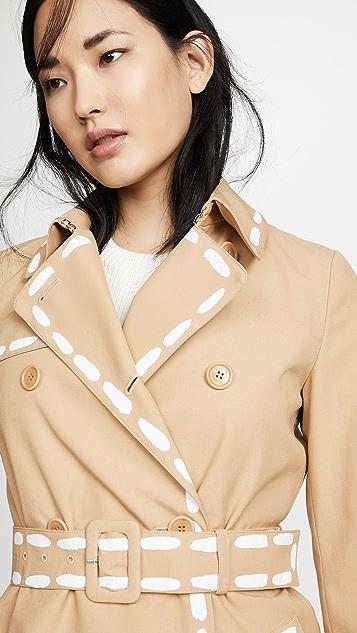 Moschino 有领夹克