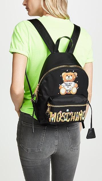 Moschino Moschino Teddy Backpack