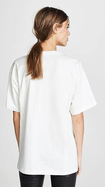 Moschino Christmas Lights Oversized T-Shirt