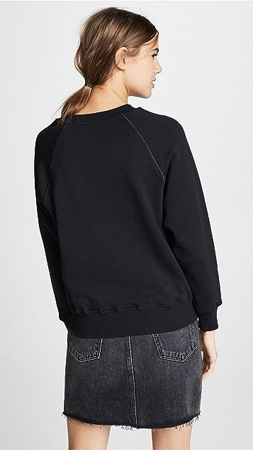 Moschino Christmas Lights Bear Sweatshirt